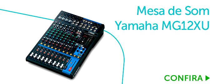 Mesa de Som Yamaha