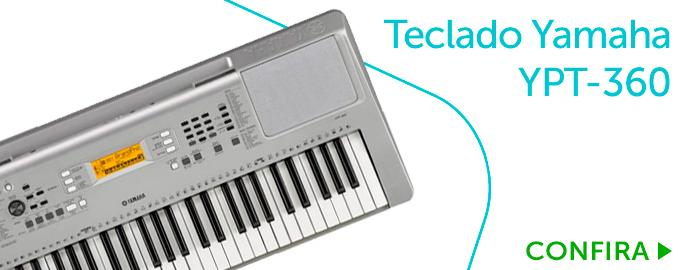 Teclado Musical Yamaha YPT-360