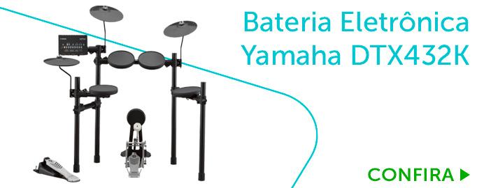 Bateria Eletrônica Yamaha USB