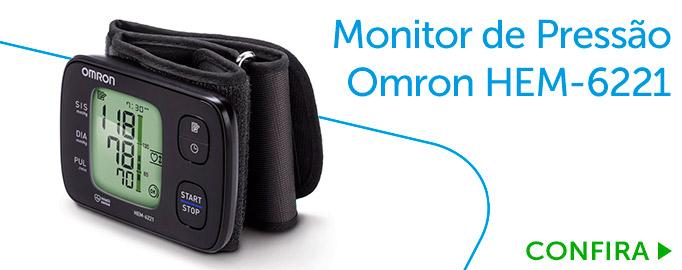 Monitor de Pressão Omron